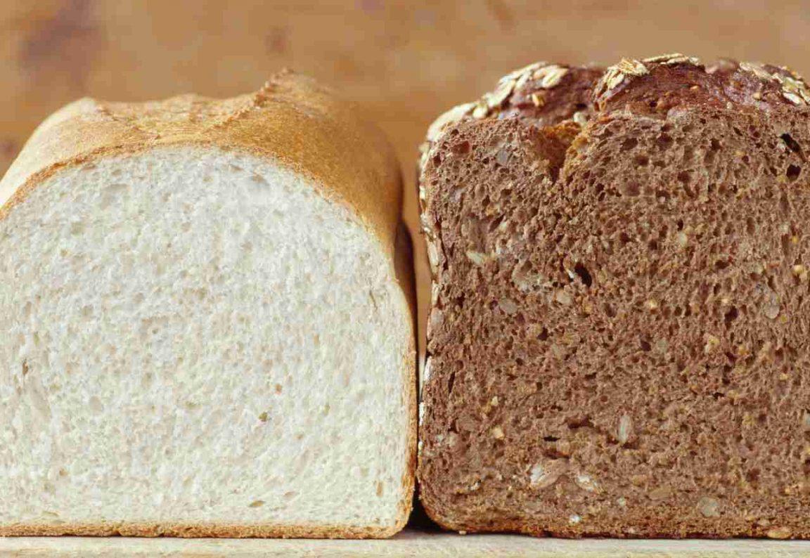 Два типа хлеба