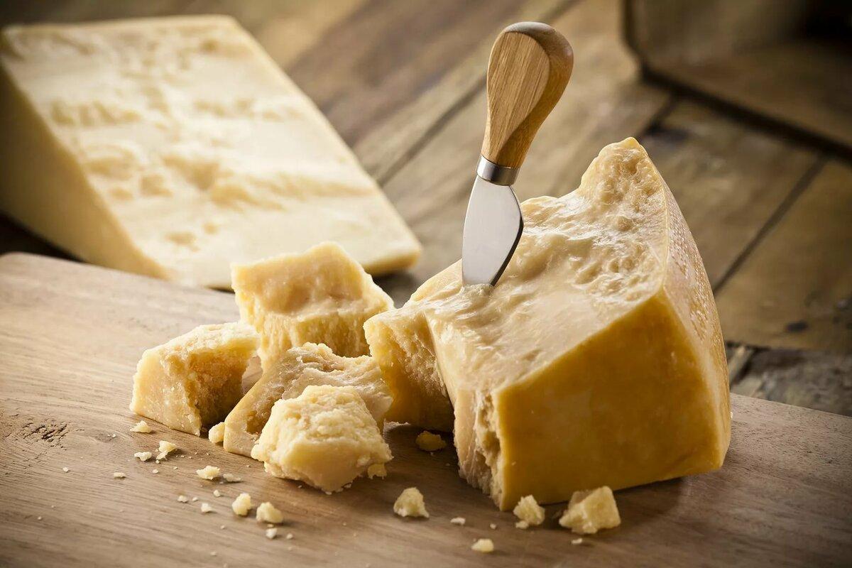 Сыр твердых сортов