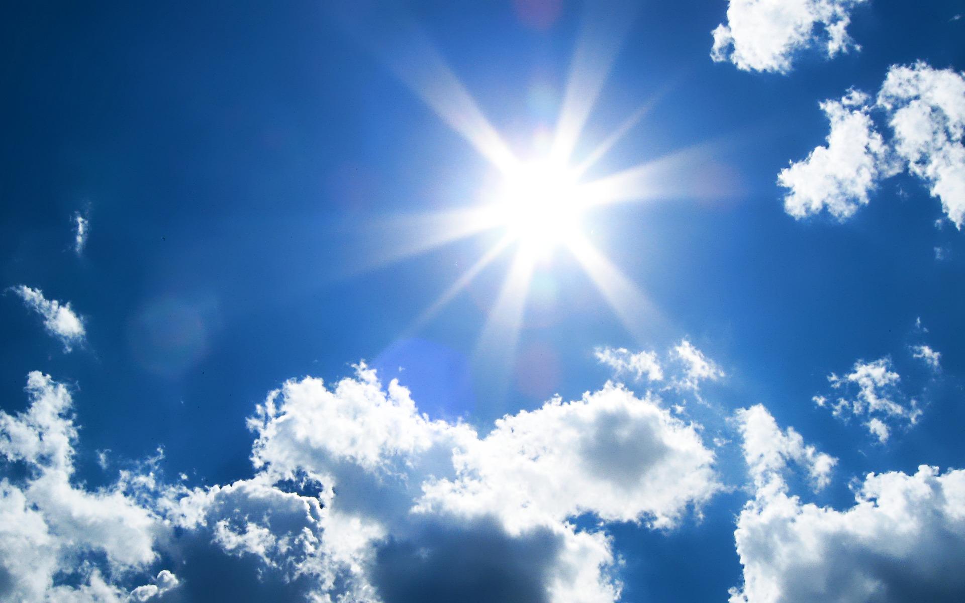 Ультрафиолет солнца