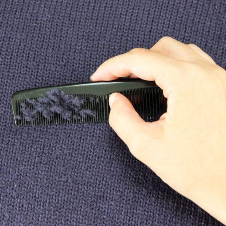Как убрать катышки с одежды проверенные способы