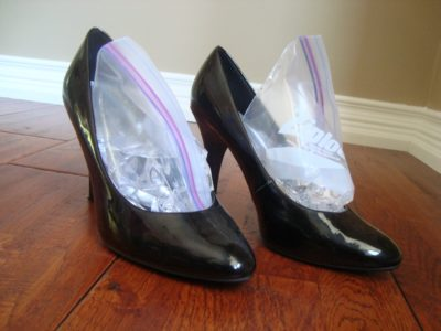 Как растянуть лаковые туфли и лакированную обувь в домашних условиях быстро?