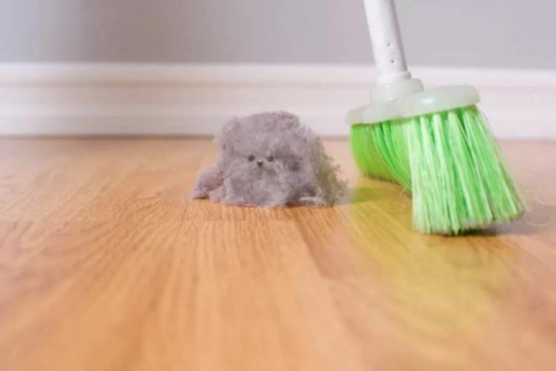 Как бороться с пылью в квартире — средства и профилактика