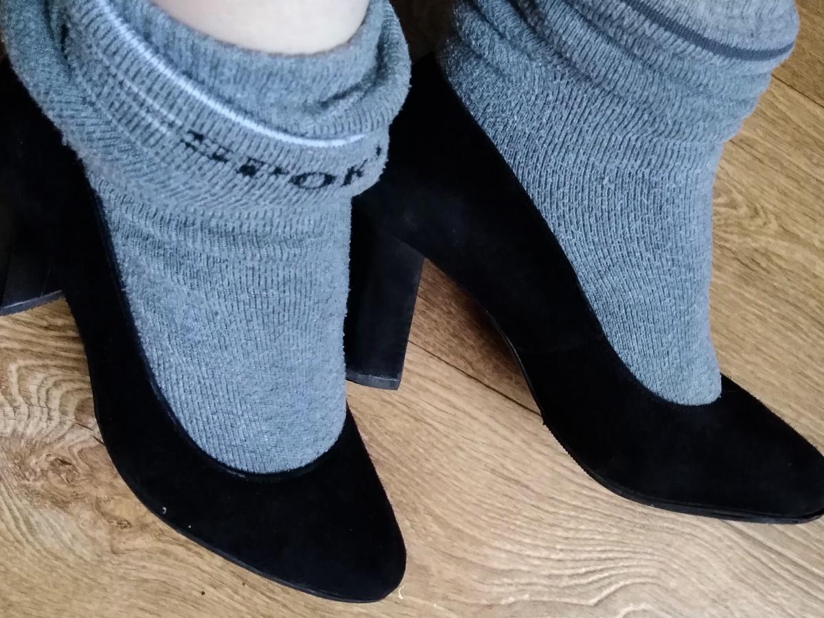 Растягивание обуви