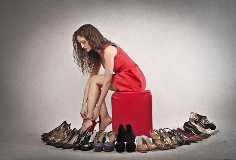 Чувствах, картинка с обувью что не так