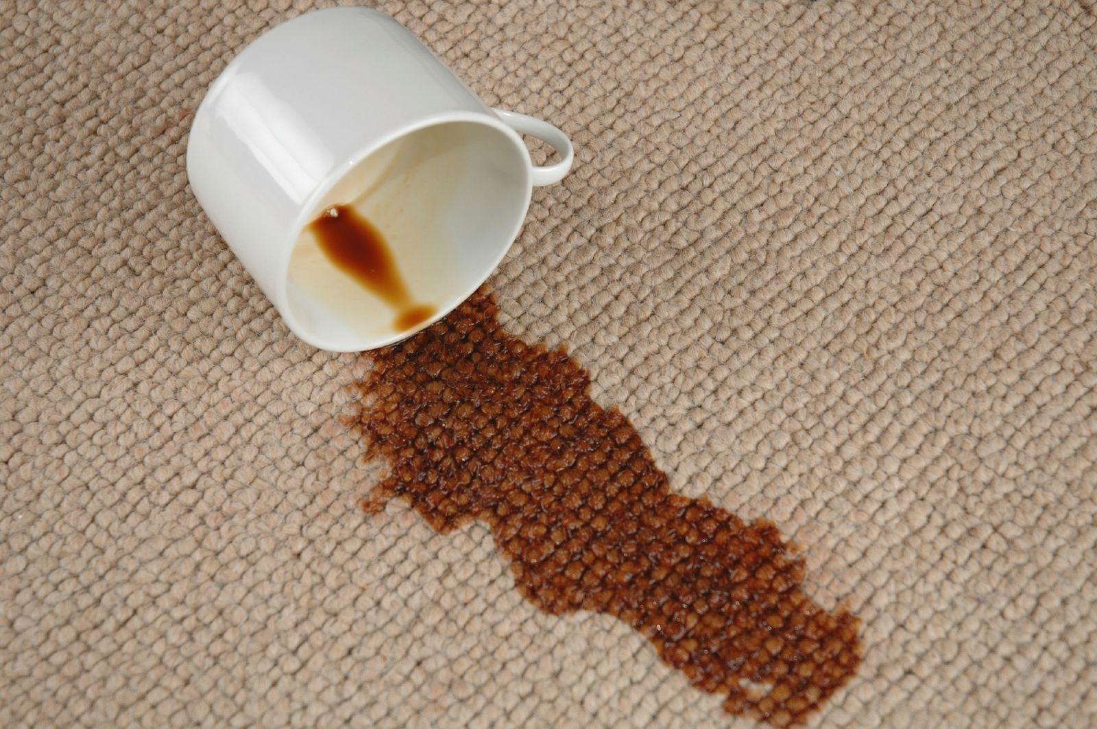 Кофе на обивке