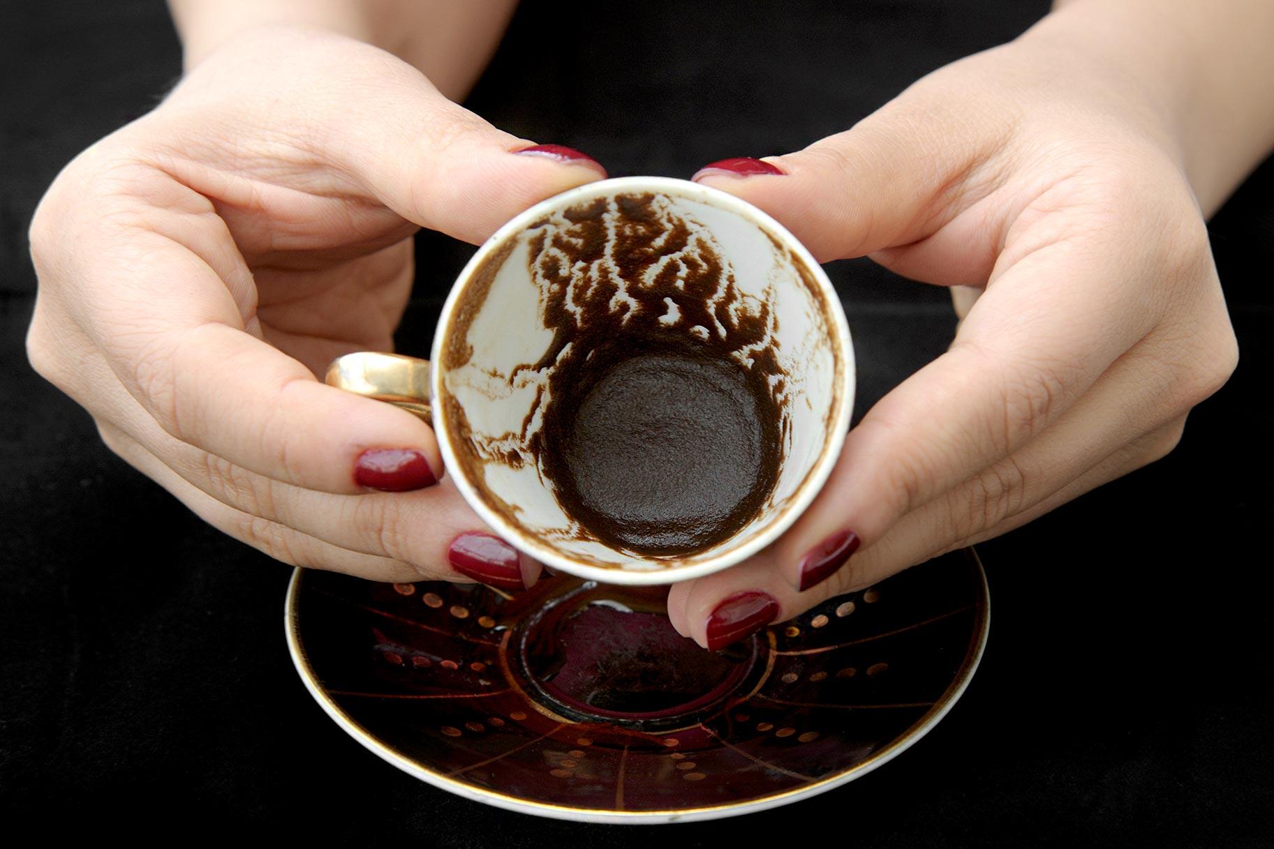 Гуща от кофе