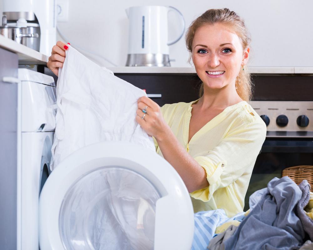 Как постирать тюль в стиральной машине-автомат