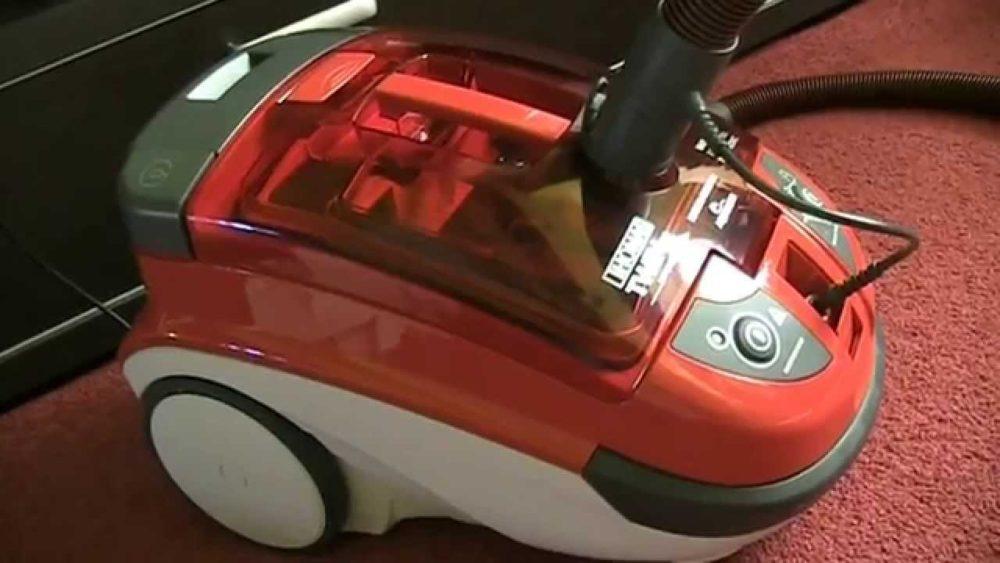 Пылесос моющий Thomas Twin Helper Aquafilter 788557  - отзывы покупателей, владельцев в интернет магазине М.Видео - Москва