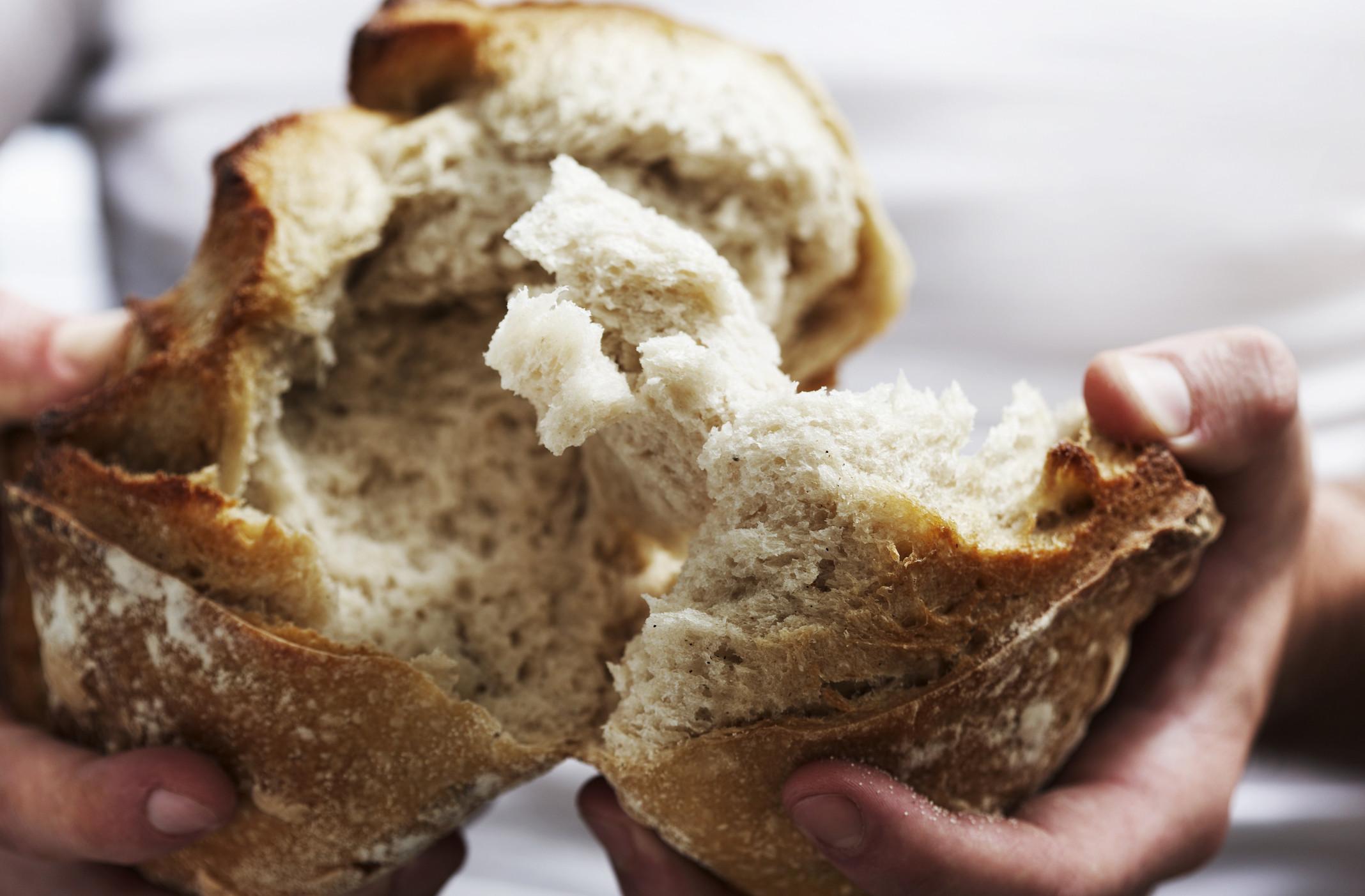 Хлеб как пятновыводитель