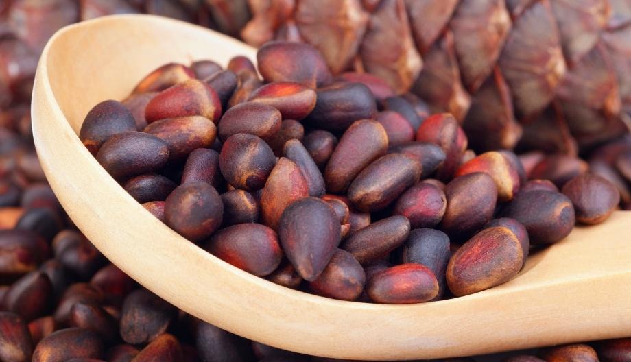 Отобрать орехи для хранения