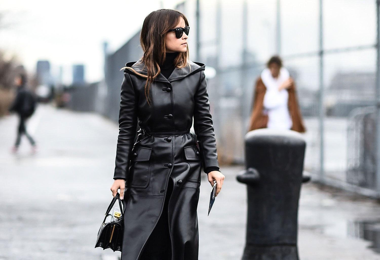 Экокожа для пальто