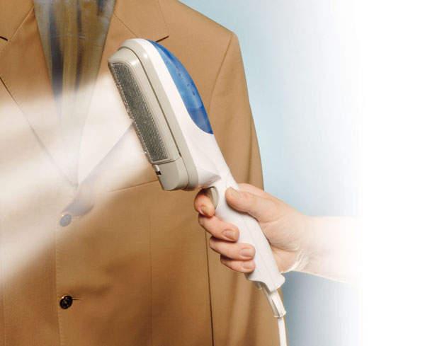 Паровая щетка для пальто