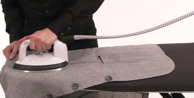 Гладить пиджак