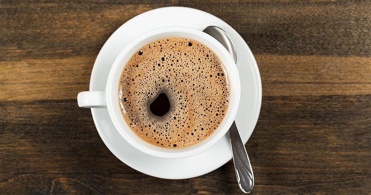 Замачивание в кофе