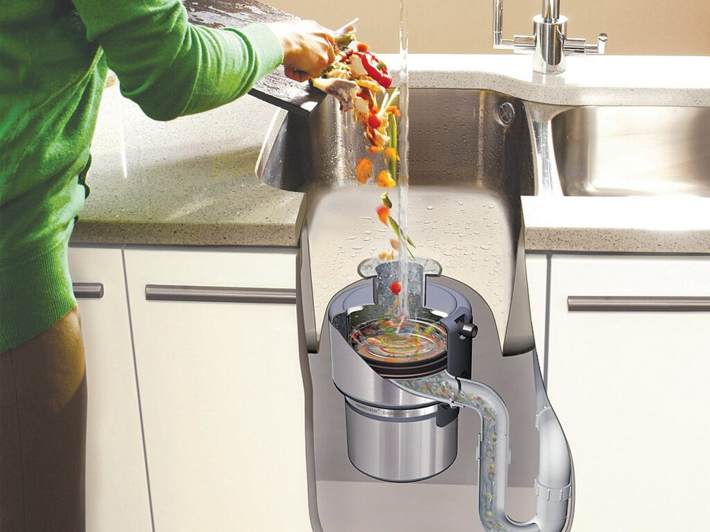Как выбрать бытовой измельчитель пищевых отходов: секреты и рекомендации