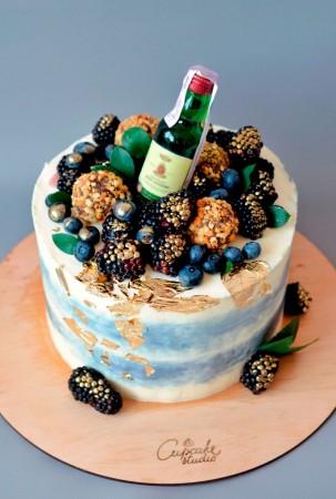 Торт от Cupcake