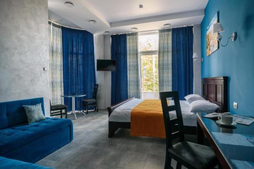 Комфортабельный отель на берегу моря в Одессе