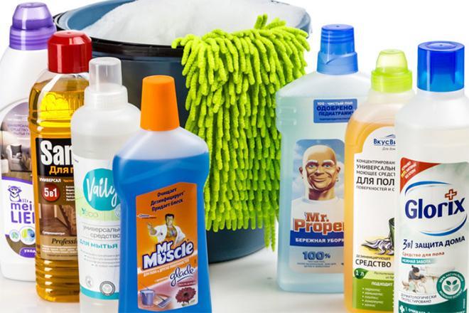 Как мыть полы правильно?